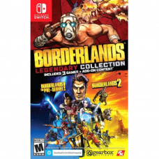 Игра Nintendo Switch Borderlands Legendary Collection (5026555068659) - Фото №1