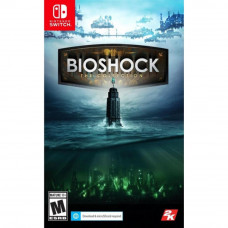 Игра Nintendo Switch Комплект BioShock Collection (5026555068031) - Фото №1