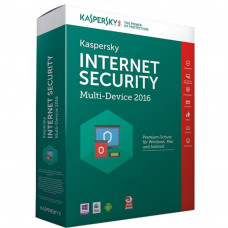 Программная продукция Kaspersky Internet Security 2016 Multi-Device 2+1 ПК 1 год Base Box (KL1941OBB - Фото №1