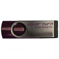 USB флеш накопитель Team 64GB Color Turn Purple USB 2.0 (TE90264GP01) - Фото №1