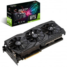Видеокарта ASUS GeForce RTX2060 6144Mb ROG STRIX OC GAMING (ROG-STRIX-RTX2060-O6G-GAMING) - Фото №1