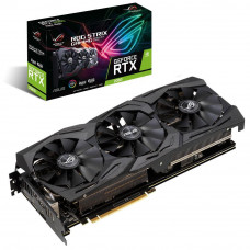 Відеокарта ASUS GeForce RTX2060 6144Mb ROG STRIX ADVANCED GAMING (ROG-STRIX-RTX2060-A6G-GAMING) Сіме