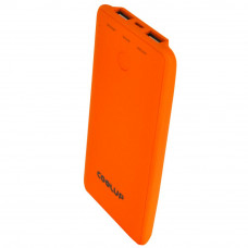 Батарея універсальна CoolUp CU-V8 6000mAh Orange (BAT-CU-V8-OR) Колір - orange, Ємність - 6000 mAh,