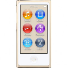mp3 плеер Apple iPod nano 16GB Gold (MKMX2QB/A) - Фото №1