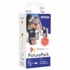 Картридж EPSON PicturePack for PictureMate (C13T557040BD) - Фото №1