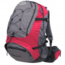 Рюкзак Terra Incognita Freerider 35 red / gray (4823081501459)