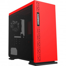 Корпус GAMEMAX Expedition Red - Фото №1