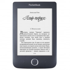 Електронна книга PocketBook 614 Basic 3 Black (PB614-2-E-CIS) 6
