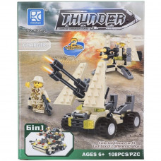 Конструктор Mindbox THUNDER RAIDERS в ассорт (K30A) - Фото №1
