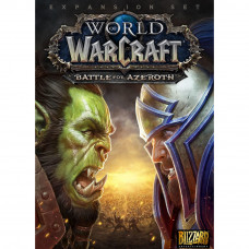 Игра PC World of Warcraft: Battle for Azeroth - Фото №1