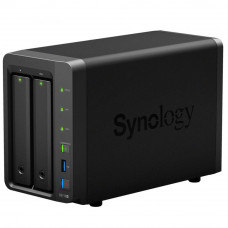 NAS Synology DS718+ - Фото №1