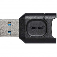 Считыватель флеш-карт Kingston USB 3.1 microSDHC/SDXC UHS-II MobileLite Plus (MLPM) - Фото №1