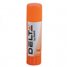 Клей Delta by Axent Glue stick PVA, 15г (display) (D7132) - Фото №1