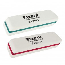 Ластик Axent soft Expert, color assortment (display) (1186-А) - Фото №1