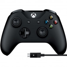 Геймпад Microsoft Xbox One Controller + USB Cable for Windows (4N6-00002) Bluetooth