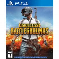 Игра SONY PLAYERUNKNOWN'S BATTLEGROUNDS [PS4, Russian version] Blu-ray (9788713) - Фото №1