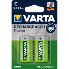 Аккумулятор C Power Accu 3000mAh * 2 Varta (56714101402) - Фото №1