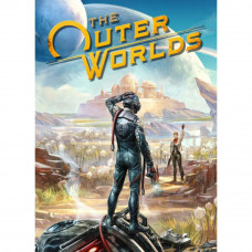 Игра Xbox The Outer Worlds [Blu-Ray диск] (5026555361880) - Фото №1