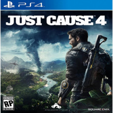 Игра SONY Just Cause 4 Standard Edition [PS4, English version] (SJCS44EN01) - Фото №1