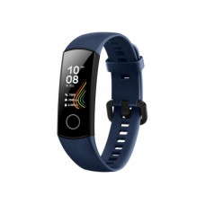 Фитнес браслет Honor gadgets Band 5 (CRS-B19S) Midnight Navy with OXIMETER (55024140) - Фото №1