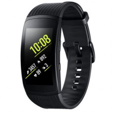 Фітнес браслет Samsung Gear Fit 2 Pro Black small (SM-R365NZKNSEK) Android, iOS, Super AMOLED, GPS,