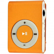 mp3 плеєр TOTO Without display&Earphone Mp3 Orange (TPS-03-Orange) Немає, немає, немає, немає, слот