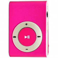 mp3 плеєр TOTO Without display&Earphone Mp3 Pink (TPS-03-Pink) Немає, немає, немає, немає, слот micr