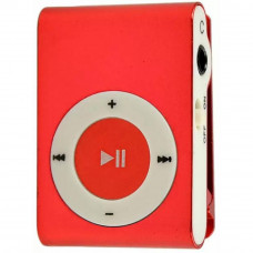 mp3 плеєр TOTO Without display&Earphone Mp3 Red (TPS-03-Red) Немає, немає, немає, немає, слот microS