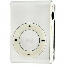 mp3 плеєр TOTO Without display&Earphone Mp3 Silver (TPS-03-Silver) Немає, немає, немає, немає, слот