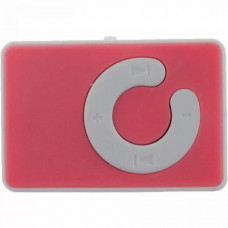 mp3 плеер TOTO Without display&Earphone Mp3 Plastic Pink (TPS-04-Pink) - Фото №1