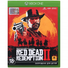 Игра Xbox Red Dead Redemption 2 [Russian subtitles] (5026555359108) - Фото №1