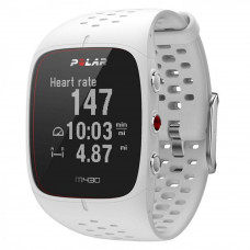 Фітнес браслет Polar M430 GPS for Android/iOS White (90064407) Cумісність - iOS, Android, екран - мо
