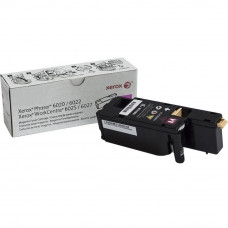 Тонер-картридж XEROX PH6020/6022/WC6025/6027 Magenta (106R02761) - Фото №1