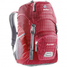 Рюкзак Deuter Junior 5003 raspberry-check (36029 5003)
