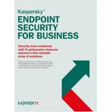 Антивирус Kaspersky Endpoint Security for Business - Select 5 ПК 2 year Base Lic (KL4863XAEDS_5Pc_2Y