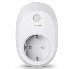 Выключатель беспроводной TP-Link Smart Wi-Fi Plug with Energy Monitoring (HS110) - Фото №1