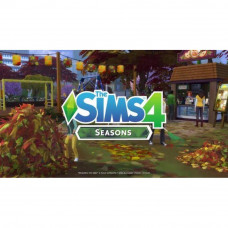 Игра PC The Sims 4: Seasons. DLC - Фото №1