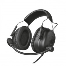 Наушники Trust GXT 444 Wayman Pro Gaming Headset BLACK (23248) - Фото №1