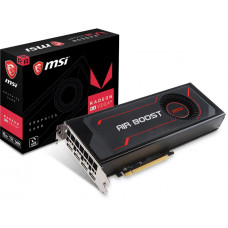Відеокарта MSI Radeon RX Vega 56 8192Mb Air Boost (RX VEGA 56 AIR BOOST 8G) Сімейство графіки - AMD,