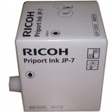 Чернила Ricoh CPI2BLK 600ml Black type VI (817101/1) - Фото №1