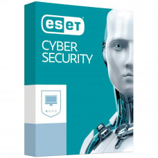 Антивірус ESET Cyber Security для 10 ПК, лицензия на 1year (35_10_1) Продукт - Cyber Security, кільк - Фото №1
