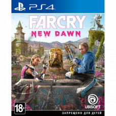 Игра SONY Far Cry. New Dawn [PS4, Russian version] (8112721) - Фото №1
