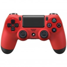 Геймпад SONY PS4 Dualshock 4 Red Bluetooth/USB