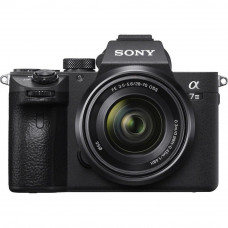 Цифровой фотоаппарат SONY Alpha 7 M3 28-70mm Kit Black (ILCE7M3KB.CEC)