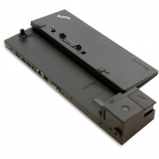 Порт-репликатор Lenovo ThinkPad Basic Dock - 65 W (40A00065EU) - Фото №1