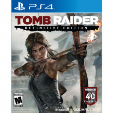 Игра SONY Tomb Raider Definitive [PS4, Russian version] (STOM94RU01) - Фото №1