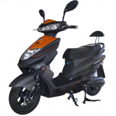 Електроскутер Aima Power Eagle orange/black (2000984711655) Вікова група - для дорослих, Діаметр кол - Фото №1