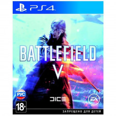 Игра SONY BATTLEFIELD V [PS4, Russian version] (0122263) - Фото №1