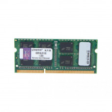 Модуль памяти для ноутбука SoDIMM DDR3L 8GB 1600 MHz Kingston (KVR16LS11/8) - Фото №1