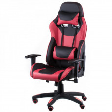 Кресло игровое Special4You ExtremeRace black/red (000002932) - Фото №1
